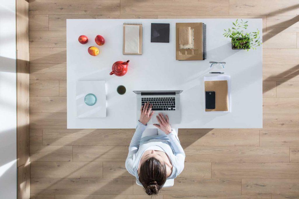 desk organization essentials