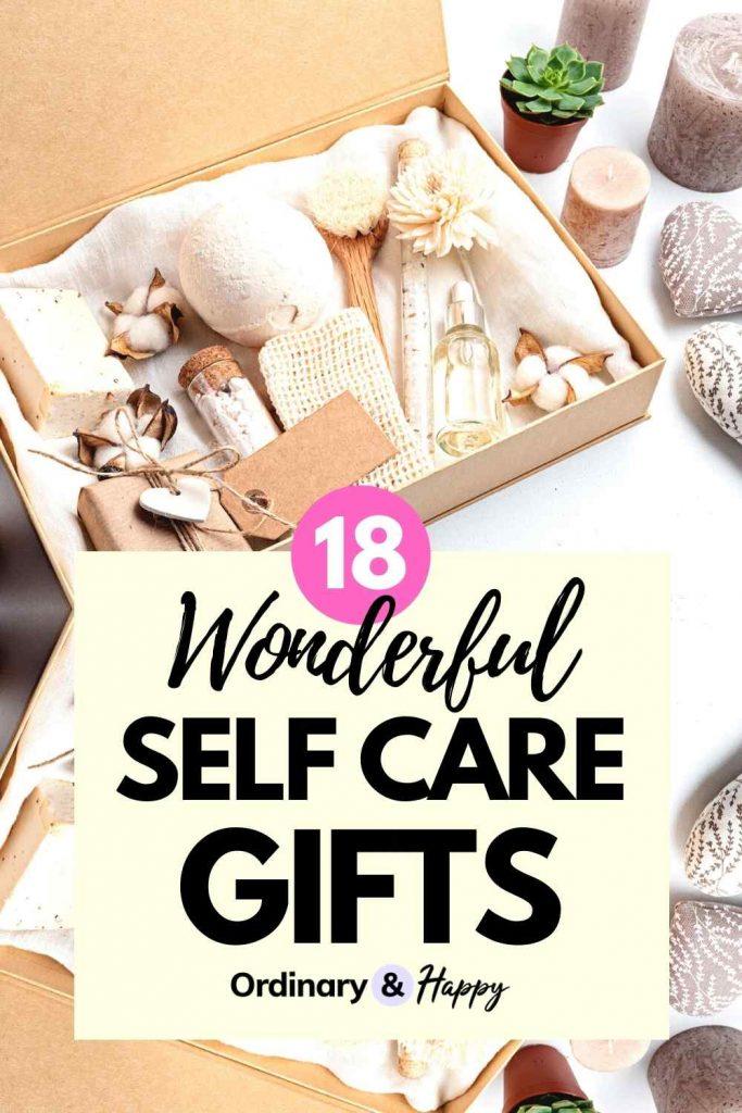 18 Wonderful Self Care Gifts