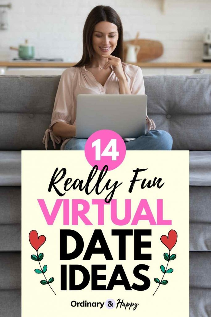 14 Really Fun Virtual Date Ideas