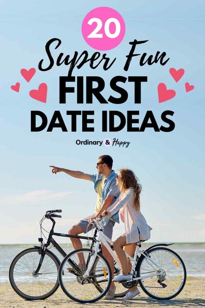 20 Super Fun First Date Ideas