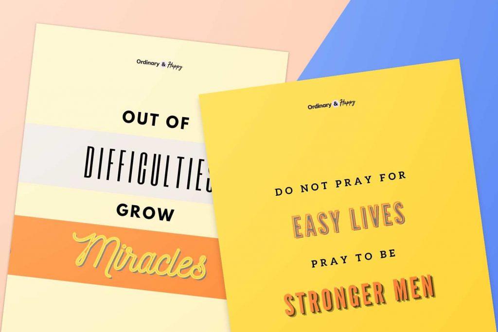 adversity quotes (image)