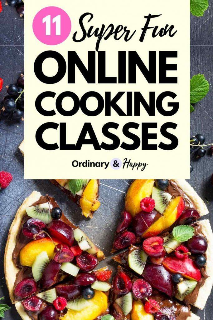 11 Super Fun Online Cooking Classes