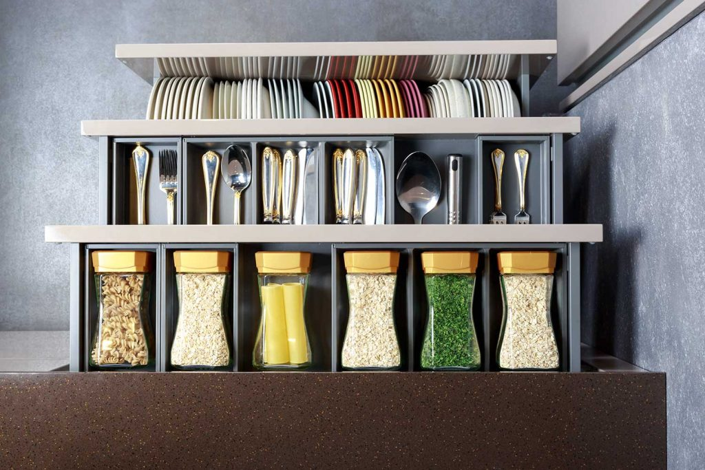 Cool Kitchen Organization Gadgets and Accessories
